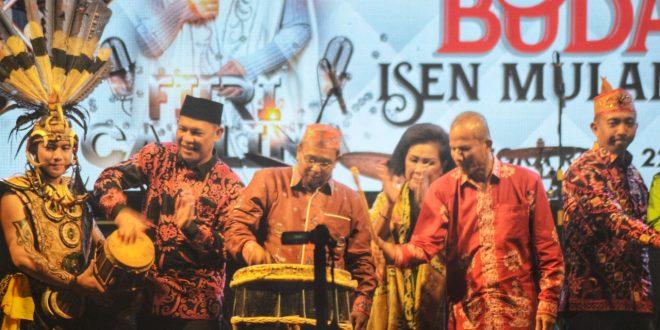 Masuk CoE, FBIM Event Terbaik di Indonesia