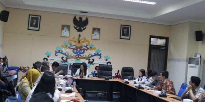 Monev PPID Pemerintah Kota Palangka Raya