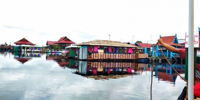 Pengerukan Sungai Sabangau Perlu Pertimbangan