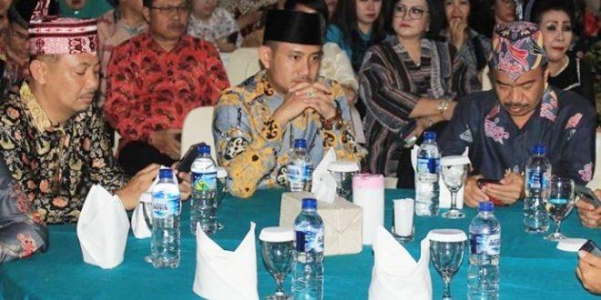 Halal Bihalal Kuatkan Tali Persaudaraan Antar Suku, Ras, Budaya dan Agama di Kalteng
