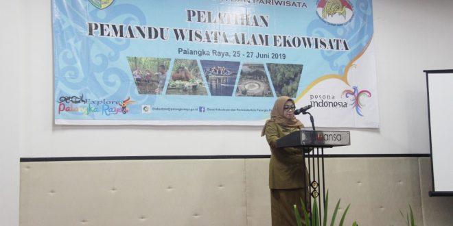 Meningkatkan SDM Pemandu Wisata Alam Ekowisata