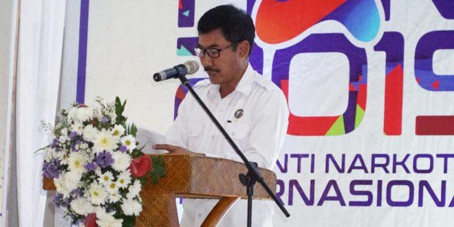 Kalimantan Tengah Bersih Dari Peredaran Gelap Narkotika