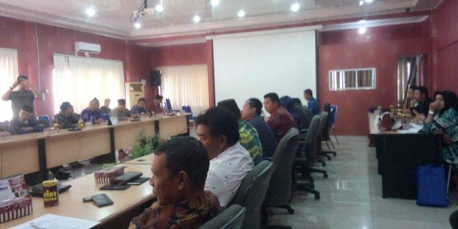 DPRD Tanah Bumbu Belajar Jadwal Banmus ke Palangka Raya