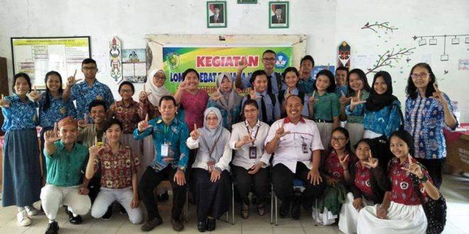 Siswa dari Enam SMA Ikuti Lomba Debat Bahasa Indonesai