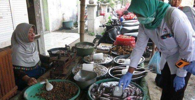 Balai Karantina akan Cek Kelayakan Pasar Ikan