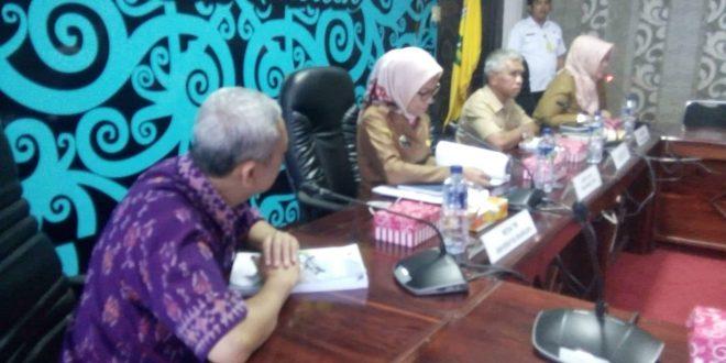 Sekda Pimpin FGD Pajak Daerah Bersama Tim Ahli Brawijaya