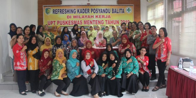 Refreshing Kader Posyandu Balita