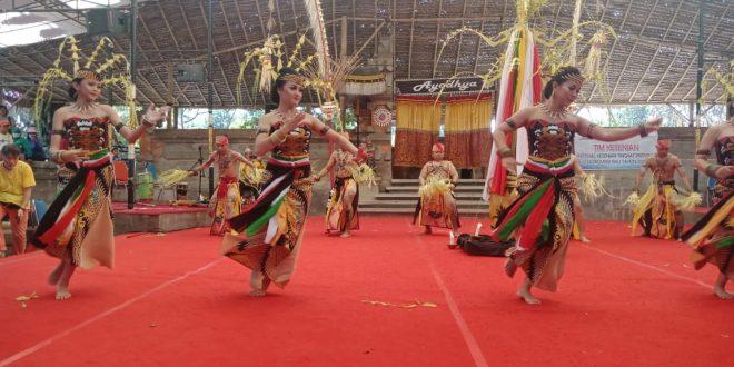 Kalteng Promosi Budaya dan Wisata di Bali