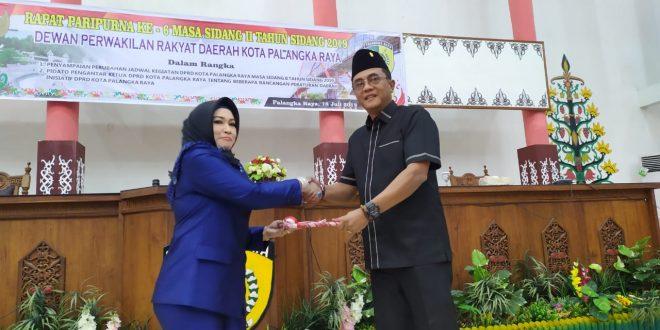 DPRD Ajukan Tiga Raperda Inisiatif