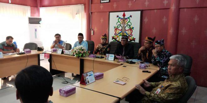 DPRD Palangka Raya Terima Kunker Dua Daerah