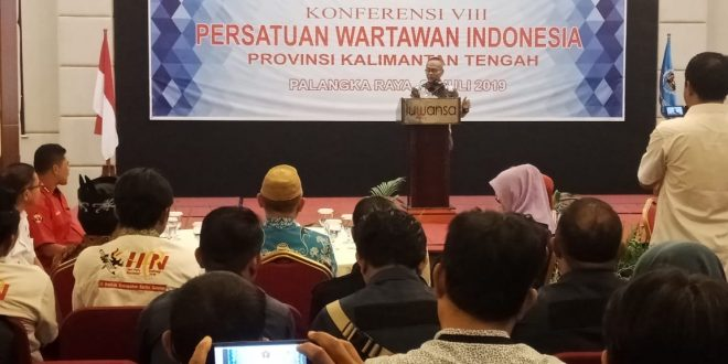 Jika Ibukota Pindah, SDM Wartawan Harus Profesional