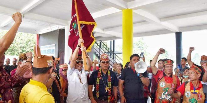 Napak Tilas Tumbang Anoi, Jati Diri Persatuan Dayak