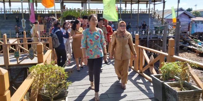 Kunjungan Tim Visitasi Lapangan Kementerian Pariwisata
