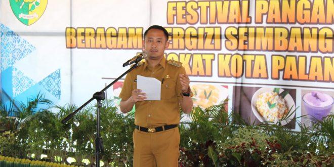 Pemko Palangka Raya Adakan Festival Pangan Lokal Beragam, Bergizi Seimbang dan Aman (B2SA)