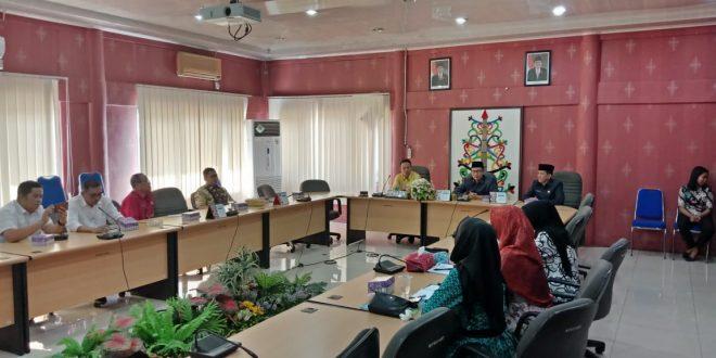 DPRD Balangan Pelajari Bantuan Dana Hibah dan Bansos di Palangka Raya