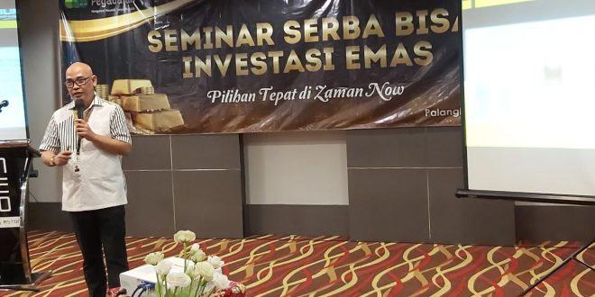 Investasi Emas Menahan Laju Inflasi