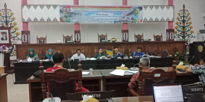 Pembahasan Raperda Inisiatif Pertamanan Dilanjutkan
