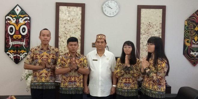 Empat Siswa Kalteng Ikut Paduan Suara di Istana Jakarta