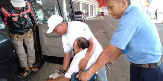 Dinas Sosial Pulangkan Orang Terlantar ke Banyuwangi