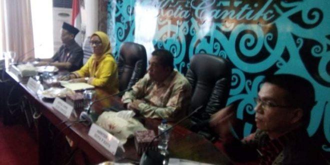 DPRK Aceh Singkil Kaji Banding ke Palangka Raya