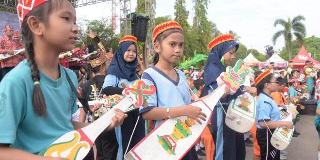 Rekor Muri Mengalihkan Pandangan Publik Terhadap Kesenian Kalimantan Tengah