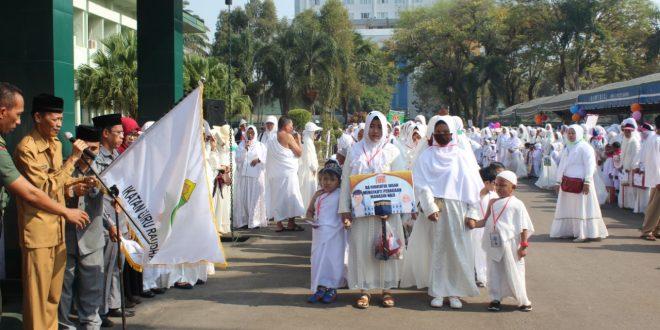 Manasik Haji Ikatan Guru Raudhatul  Atfal 1440 H/2019 M