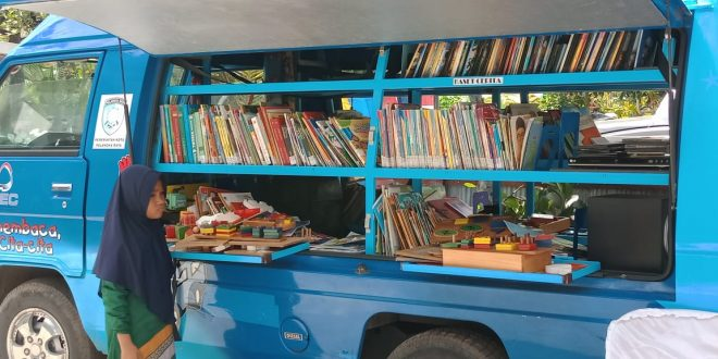 Manfaatkan Perpustakaan Bernilai Inklusi Sosial