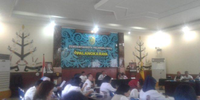 Pemantapan Event Palangka Fair Tahun 2019.