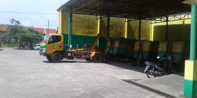 Pemko Palangka Raya Mulai Bertahap Bangun Depo Sampah Mengganti TPS
