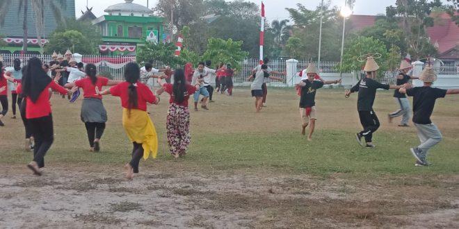 Ratusan Penari  Hyang Dadas Siap Tampil di Istana Negara