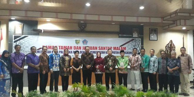 Wabup Klungkung : Bersilahturahmi Dan Belajar Pembinaan Kerukunan Umat Beragama Di Palangka Raya