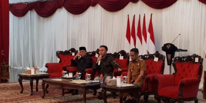 Gubernur Kalteng Menghimbau Masyarakat Waspada Karhutla