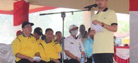 Kota Palangka Raya Peringati HUT ke 74 Republik Indonesia Gelar Gerak Jalan Tri Lomba Juang