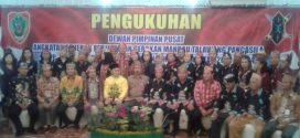 Pengukuhan dan Pelantikan Dewan Pimpinan Pusat Angkatan Penerus Perjuangan Mandau Talawang Pancasila Periode 2019-2024