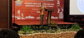 23 Siswa dan Guru Berprestasi Sumatera Selatan Berpetualang di Kalteng