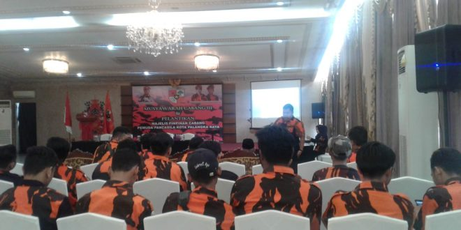 Pemuda Pancasila Berupaya Jadi Garda Terdepan Memperjuangkan Republik Indonesia