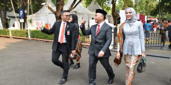 Gubernur Sugianto, Terkait Pemindahan Ibu Kota, Kalteng Santai Saja