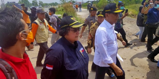 Lima Pejabat Negara Kunjungi Palangka Raya