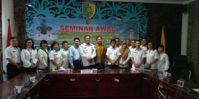 Pengembangan Model Pencegahan Infeksi Menular Seksual (IMS)  Di Kota Palangka Raya