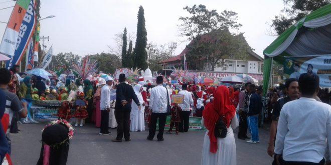 Pelepasan Pawai Tarhib Menyambut Tahun Baru Islam 1 Muharram1441 H