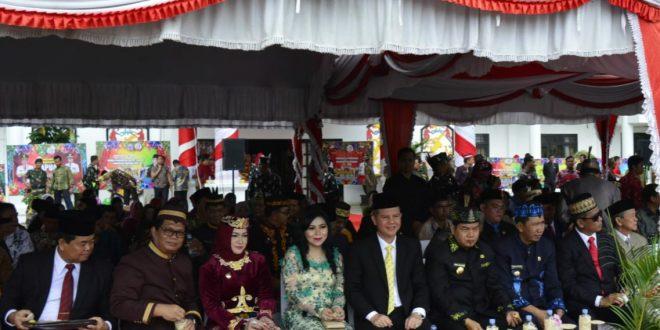 Wakil Walikota Apresiasi Kemajuan Kabupaten Murung Raya