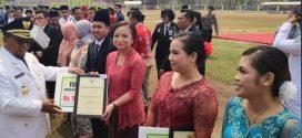 Dua ASN Puskesmas Raih Penghargaan Teladan dari Provinsi