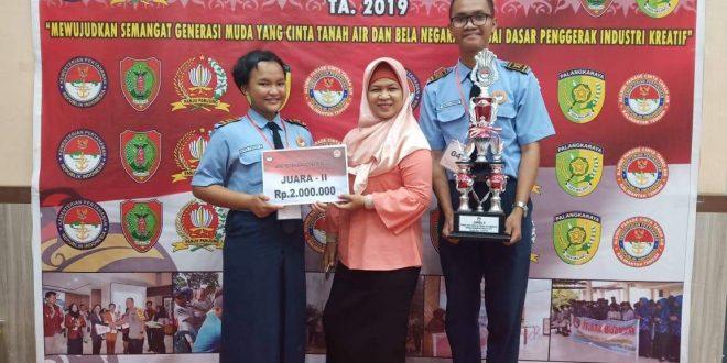 Prestasi SMAN 5 Palangka Raya Bertambah, Juara II PCTA