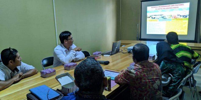 Anggota DPRD Kotabaru Kaji Banding Bidang Peternakan ke Palangka Raya