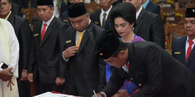 Anggota DPRD Periode 2014-2019 Hasilkan 67 Peraturan Daerah