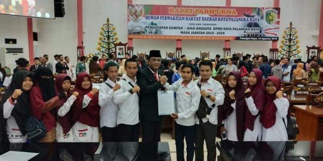 Mahasiswa Kawal Kinerja Anggota DPRD Periode 2019-2024
