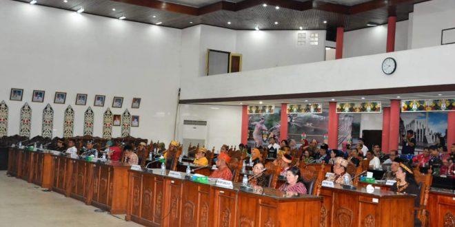 Pembagian Anggota untuk Alat Kelengkapan DPRD Harus Merata