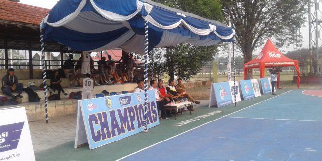 13 Tim Meriahkan Kompetisi Bola Basket Antar Club