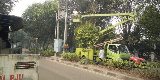 Perkim akan Pasang 26 Lampu PJU di Yos Sudarso Ujung