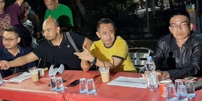 Dialog Walikota Bersama Komunitas Food Truck dan PKL